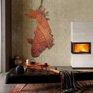 Moderne Kamin Austroflam 06