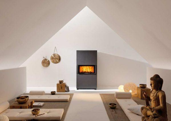 Moderne Kamin Austroflam 13
