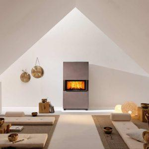 Moderne Kamin Austroflam 14