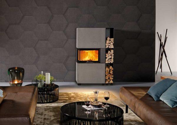 Moderne Kamin Austroflam 15