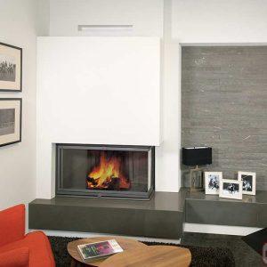 Moderne Kamin Bertucci 03