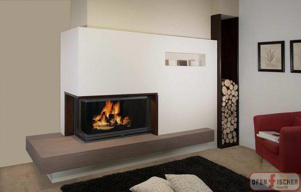Moderne Kamin Bertucci 12