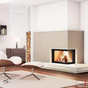 Moderne Kamin Hoxter 03