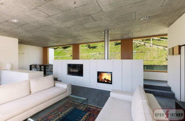 Moderne Kamin Hoxter 06