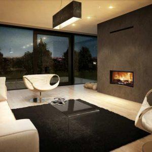 Moderne Kamin Hoxter 14