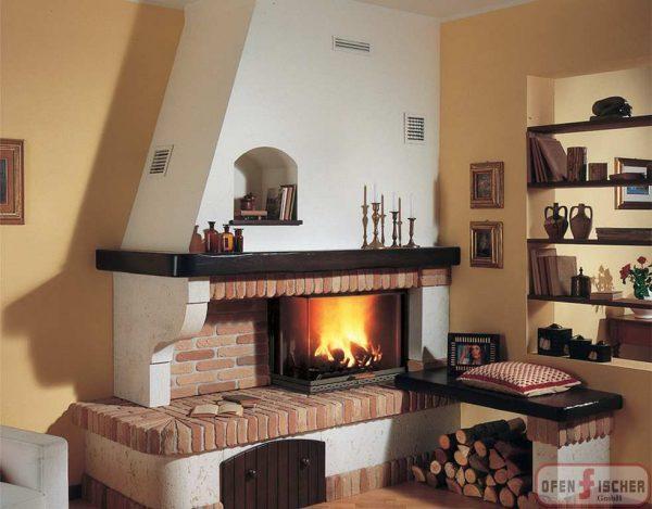 Traditionelle Kamin Bertucci 13